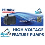 Aqua Flo Feature Pumps