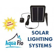 Aqua Flo Solar Lighting Systems