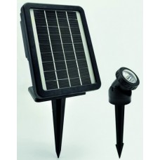 Solar Submersible Spotlight Kit (1x LED Spotlight)